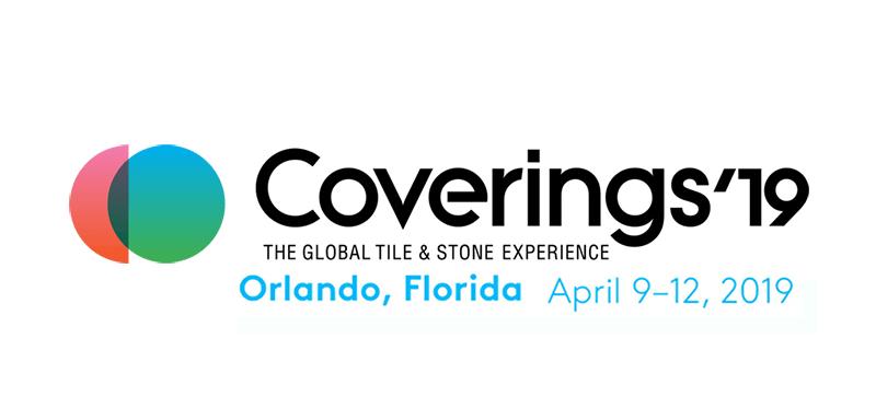 Coverings 2019, Orlando, Florida
